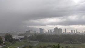 Thời tiết tiếp tục xấu