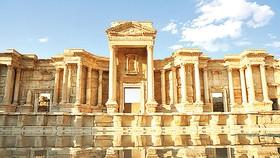 Hoàn tất mô hình 3D để tái thiết thành cổ Palmyra