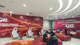 Indonesia chuẩn bị phủ sóng 4G trên toàn quốc. Ảnh: Digital News Asia