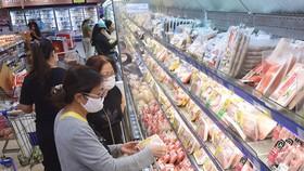 Thịt heo đang được kiểm soát giá bán tại các hệ thống siêu thị trên cả nước