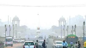 Thủ đô New Delhi từng bị xếp hạng ô nhiễm nhất thế giới