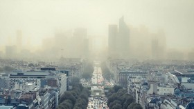Châu Âu thiệt hại 166 tỷ EUR/năm vì ô nhiễm không khí