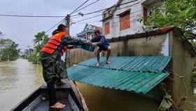 Myanmar gửi điện thăm hỏi người dân vùng lũ Việt Nam