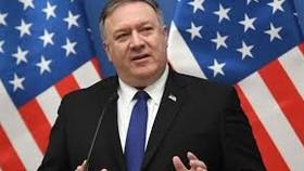Ngoại trưởng Hoa Kỳ Michael Richard Pompeo