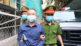 Nguyên Phó Chủ tịch UBND TPHCM Nguyễn Thành Tài tiếp tục bị truy tố