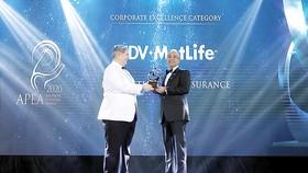 BIDV MetLife được vinh danh là Doanh nghiệp Việt Nam xuất sắc châu Á