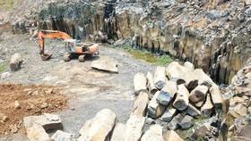 """Phản hồi loạt bài """"Mặt trái khai thác khoáng sản ở Tây Nguyên"""": Quyết liệt xử lý, hạn chế cấp phép mỏ mới"""
