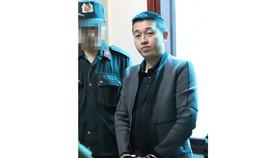 """Bắt tạm giam 3 tháng đối với Ngô Đức Bảo về hành vi """"Tàng trữ, sử dụng trái phép vũ khí quân dụng"""""""