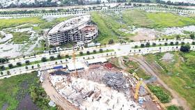 Dự án Saigon Silicon City - SSC: Center 1 và 4