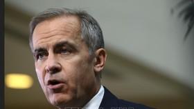 Đặc phái viên Liên hiệp quốc (LHQ) về hành động chống biến đổi khí hậu Mark Carney. Ảnh: TTXVN