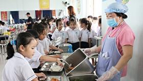 Cải thiện dinh dưỡng cho học sinh tiểu học