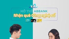 Loạt khuyến mãi cuối năm tại ABBANK, 100% cơ hội nhận quà