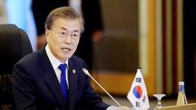 Tổng thống Hàn Quốc Moon Jae-in