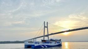 Đầu năm 2021, tuyến phà TPHCM - TP Vũng Tàu hoạt động