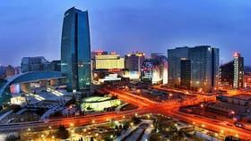 Trung tâm công nghệ cao Zhongguancun đặt ở Bắc Kinh, Trung Quốc
