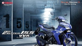 Yamaha Motor Việt Nam trình làng xe thể thao Exciter 155 VVA