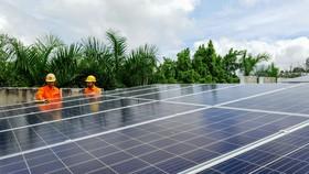 Vận hành trên 100.000 công trình điện mặt trời mái nhà