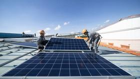 TPHCM: Tiếp tục lắp công tơ 2 chiều hệ thống điện mặt trời mái nhà
