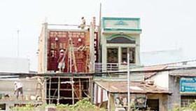 Không để xây nhà trái phép trên địa bàn TP Thủ Đức