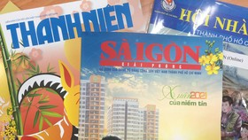 Trao giải Bìa báo Xuân Tân Sửu 2021 và bán báo xuân gây quỹ từ thiện
