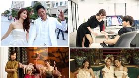 """Gái già lắm chiêu được xem là thương hiệu mở đường cho khái niệm """"vũ trụ điện ảnh"""" Việt. Ảnh: ĐPCC"""