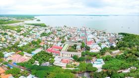 TPHCM sẽ xây dựng huyện Cần Giờ thành thành phố du lịch và sinh thái Ảnh: HOÀNG HÙNG