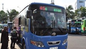 TPHCM xin chủ trương thí điểm xe buýt điện