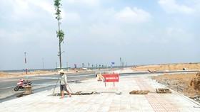 Suất tái định cư của Khu tái định cư Lộc An - Bình Sơn đang được rao bán tràn lan
