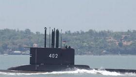 Tàu ngầm KRI Nanggala 402. Ảnh: independent.ie