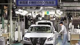 Một nhà máy Toyota ở Trung Quốc. Ảnh: Livemint