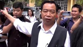 Ông Vương Văn Tịnh, Giám đốc Bệnh viện Tâm thần Trung ương 1