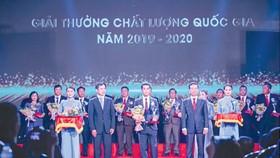 Tập đoàn Prime được vinh danh tại Giải thưởng Chất lượng Quốc gia 2020