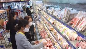 Các chợ đầu mối có nguy cơ lây nhiễm cao