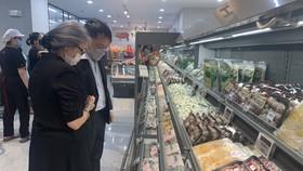 Nhiều sản phẩm nhãn hàng Happy tại hệ thống siêu thị Finelife của Saigon Co.op duy trì mức giá ổn định