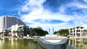 The Arena là dự án condotel đầu tiên bàn giao trong năm 2021 tại Bãi Dài