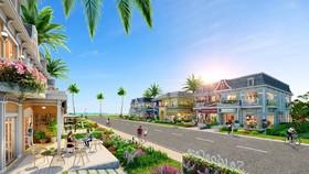 Kết hợp kinh doanh và nghỉ dưỡng, shop villa đang đắt khách tại Hồ Tràm