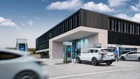 Siemens ra mắt bộ sạc nhanh Sicharge D cho xe điện