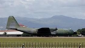 Máy bay vận tải C-130 của không quân Philippines