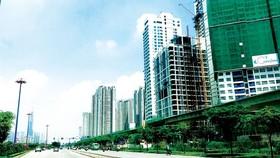 Vốn đầu tư nước ngoài vào bất động sản giảm mạnh