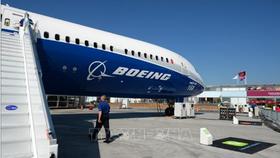 Dòng máy bay Boeing 787 Dreamliner. Ảnh: TTXVN