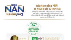 NAN SUPREME PRO 3 mang lại 5 lợi ích vượt trội, giúp trẻ tăng cường sức đề kháng