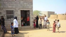 Phòng khám nhỏ của Ashwaq Mahmoud