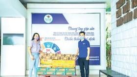 Nestlé Việt Nam hỗ trợ hơn 8.000 phần quà đến tình nguyện viên