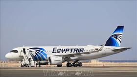 Chuyến bay đầu tiên của Egyptair tới sân bay Israel