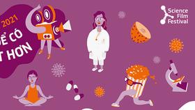 Liên hoan phim khoa học 2021 tổ chức trực tuyến