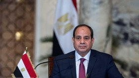 Tổng thống Ai Cập Abdel Fattah el-Sisi. Nguồn: AFP/TTXVN