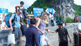 Foreign visitors to VN up 25.4%