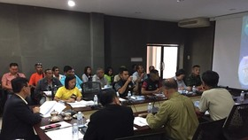 Thailand prepares safety measures for Biennale Krabi 2018