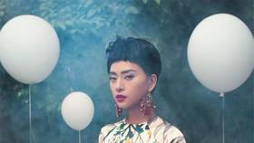 Ngô Thanh Vân quay trở lại sàn catwalk