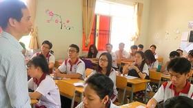 Giáo viên quyết định sự thành bại của chương trình giáo dục phổ thông